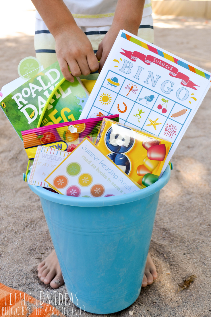 Summer Fun Kit Printable Pack from Little LDS Ideas